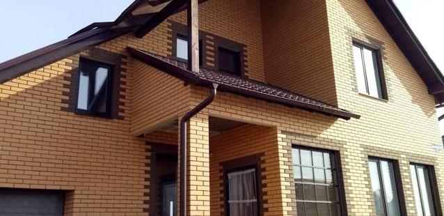 Косметический ремонт фасада в Хабаровске